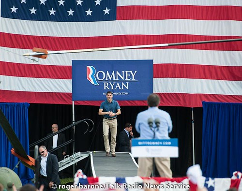 Paul Ryan Campaigning in Pennsylvania (8/21/12) | by Talk Radio News Service
