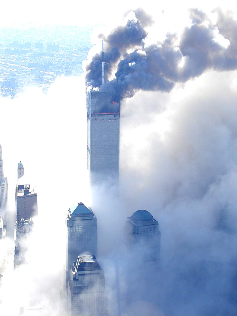 9/11 WTC Photo | 9/11 World Trade Center Attack Photos ... 9 Photos