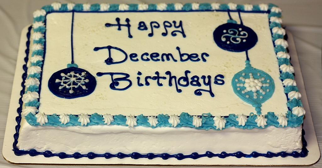 december birthday cakes - 1024×534
