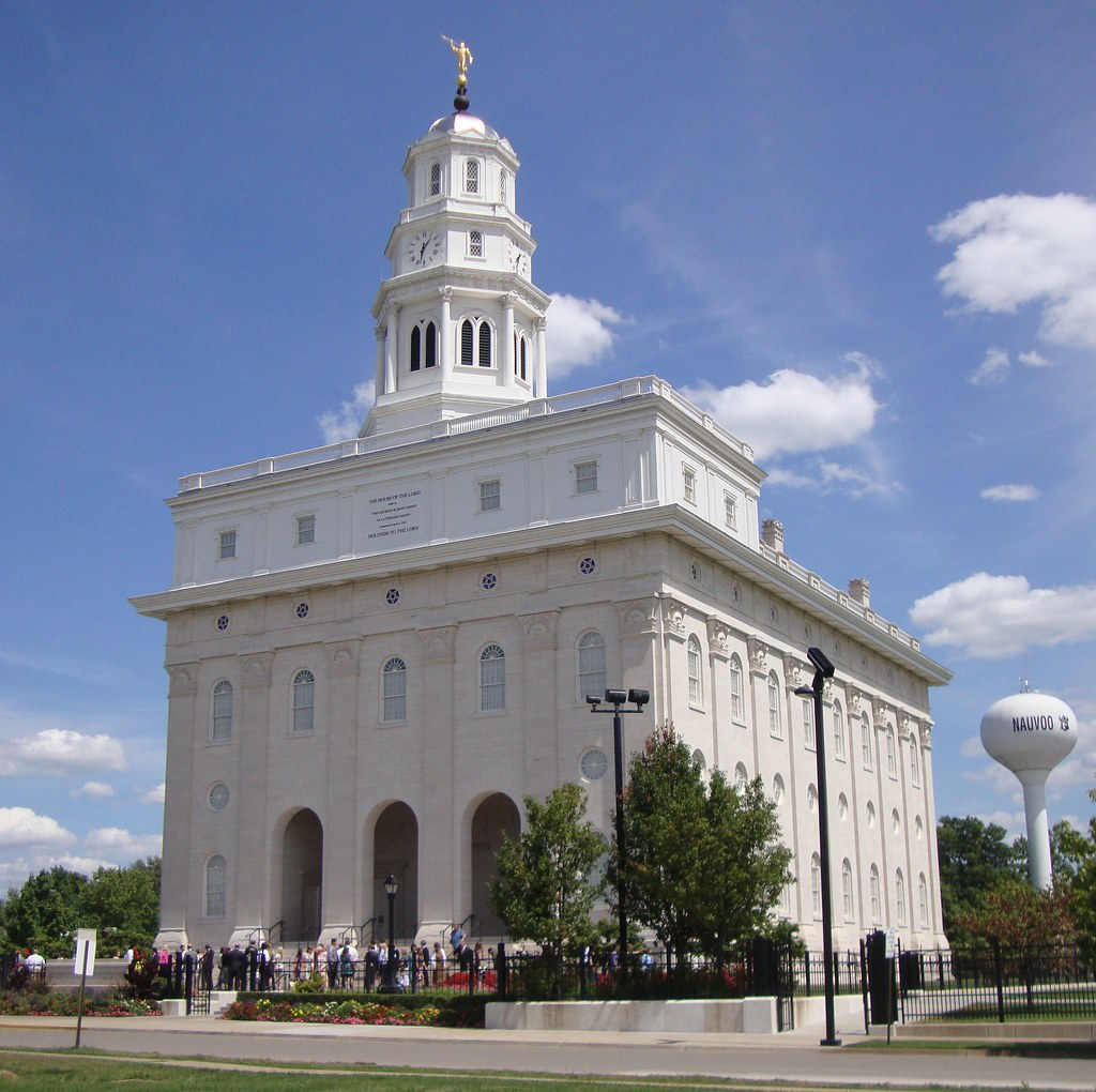 nauvoo dating site Outside the nauvoo temple  landing has been the site generally  they, my saints, may be baptized for the dead—for this ordinance belongeth to my house,.