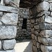 Doorway, at Machu Picchu