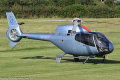G-KLNP - 2007 build Eurocopter EC120B Colibri, visiting Barton for a night-stop