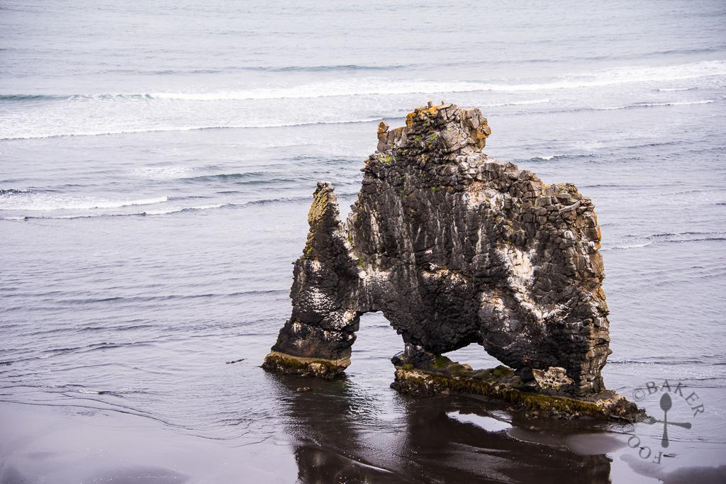Hvítserkur rock