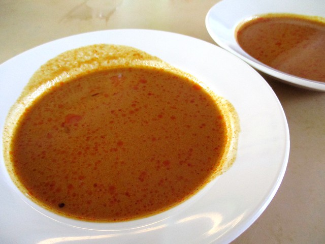 Sri Pelita curry dips