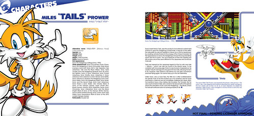 History of Sonic The Hedgehog Book Preview | by SEGA of America