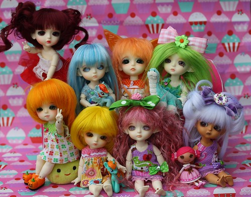 The Lati Yellow Crew | by pullip_junk