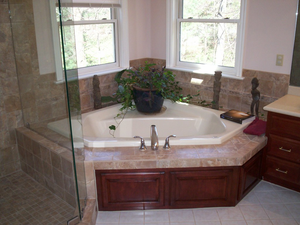 Modular Home Modular Home Tubs - Corner Garden Tub | neptune wind ...