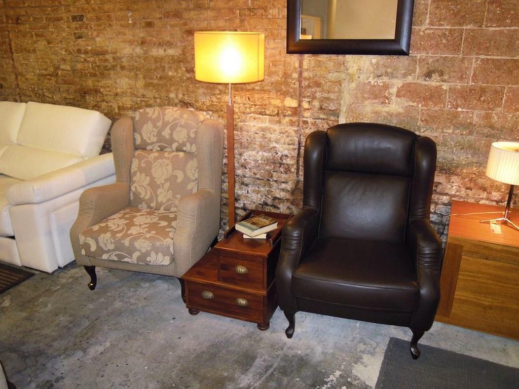 Sillones de piel muebles sofas medida for Muebles sillones sofas
