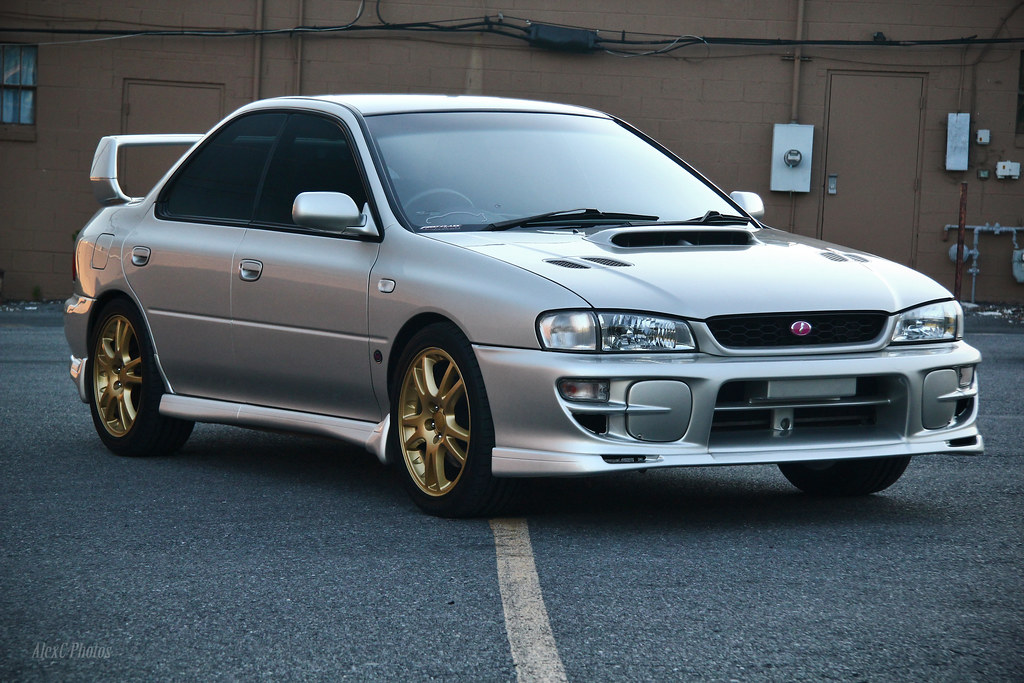 Gc8 Wrx Sti Another Shot Of This Beauty Alex Chujko