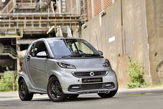 "smart-BRABUS ""10th anniversary"" Edition 