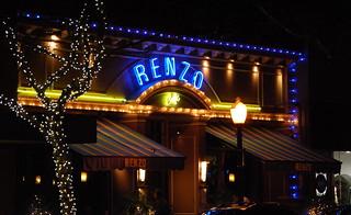 Cafe Renzo Palo Alto Ca