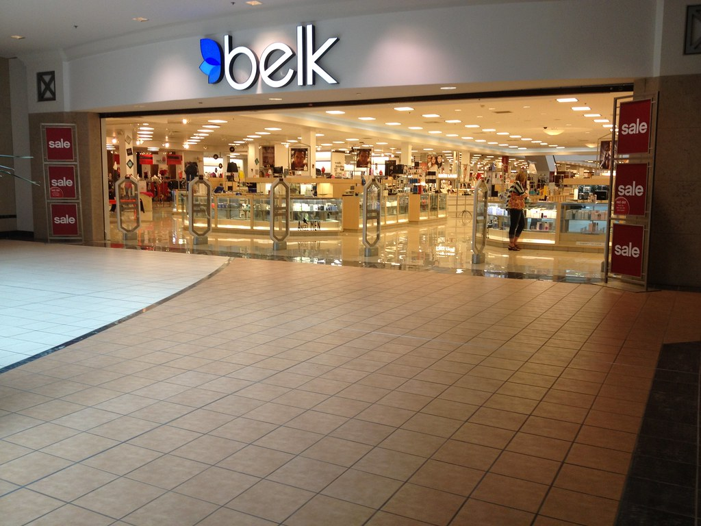 Where Is Belk Home Office Located