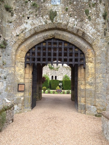 Amberley Castle, August 2012 | by warrenellis