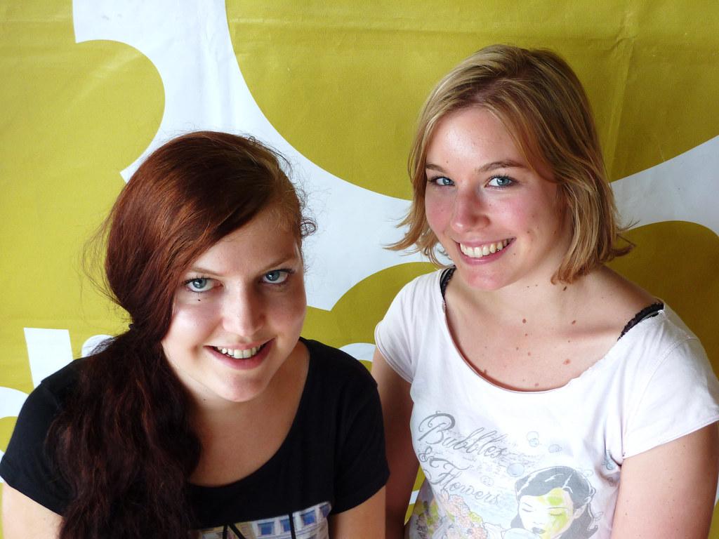 Maria Gruber, Anna Sertl - Editorial Training 2012 | Flickr