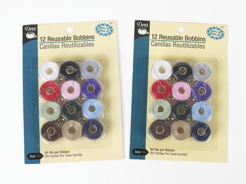 Pre-wound bobbins | by 1lenore