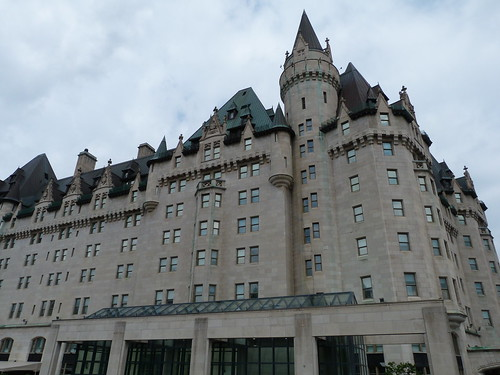 Chateau Laurier | by syfractal