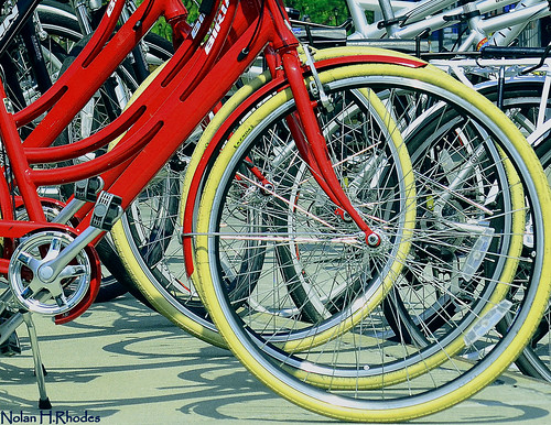 Bikes And Wheels Galore | by nrhodesphotos(the_eye_of_the_moment)