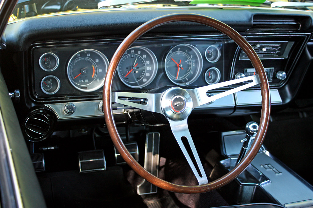 1967 Chevrolet Impala Ss 427 Z24 Opt Sport Coupe 7 Of 8