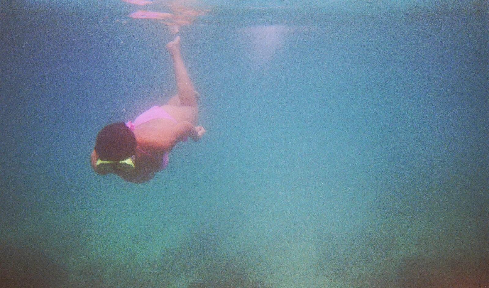 Snorkeling in Taiwan's Beaches