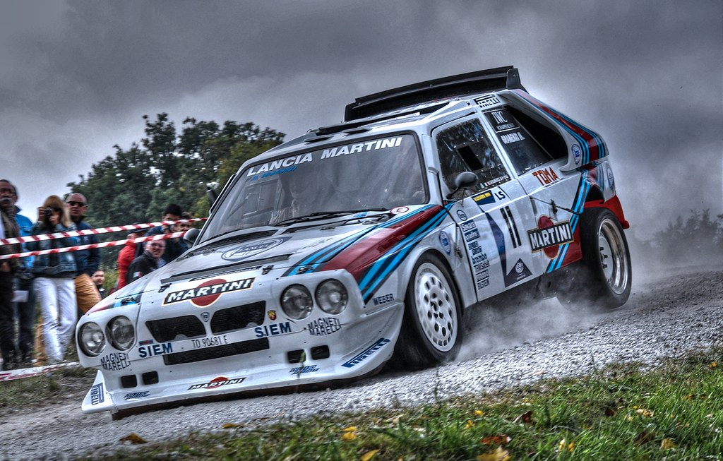 Lancia Delta S4 Wall Mural &amp- Wallpaper Mural | Wallsauce New Zealand