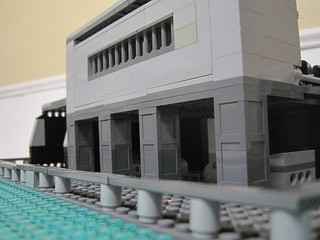The Back of The Jail | by JLM Bricks