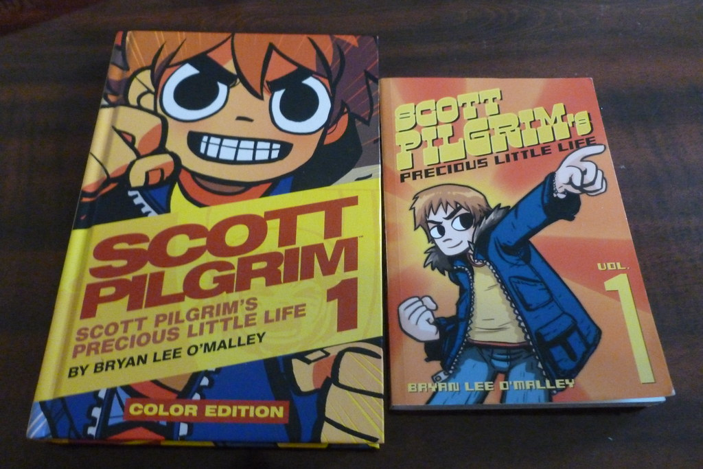 scott pilgrim comparisons Scott pilgrim vs the world (2010) the battle between scott pilgrim and matthew patel is done in the the comparison is taken even further scott's old band.