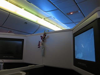Cathay Pacific new business class | by chuvaness