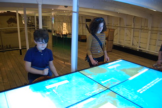 Charting a course aboard the Cutty Sark | by Derringdos