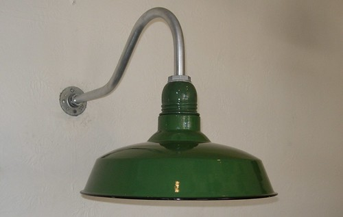 VINTAGE/ANTIQUE BARN LIGHT AVAILABLE FROM MY EBAY STORE APPLETON ESALES | by abb_christine