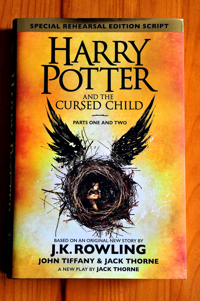 Latest Book John Tiffany Jack Thorne Plus J K Rowling