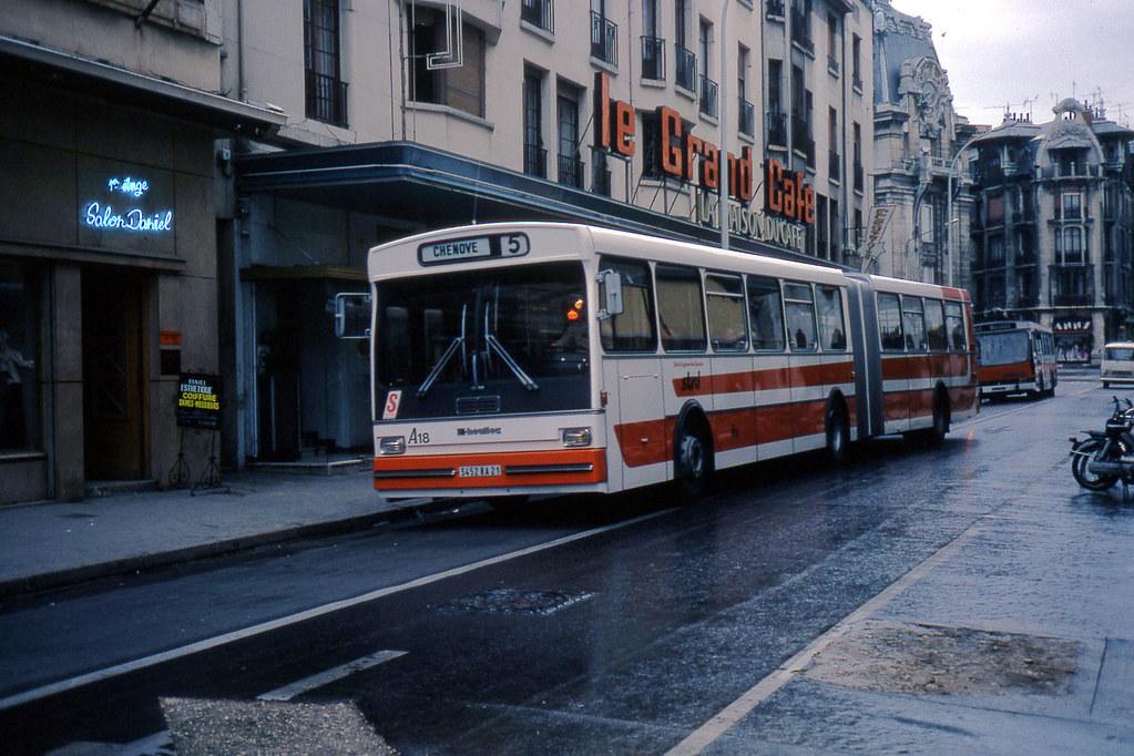 jhm 1979 1273 france dijon autobus heuliez jean henri manara flickr. Black Bedroom Furniture Sets. Home Design Ideas