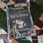 Books with a Sewing Theme ~ From My Carolina Home