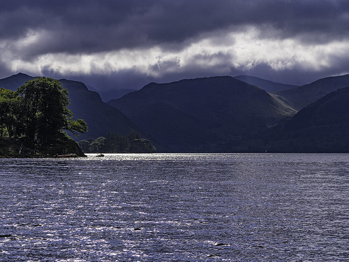 Late Afternoon on Ullswater 2 copy | by singingsnapper