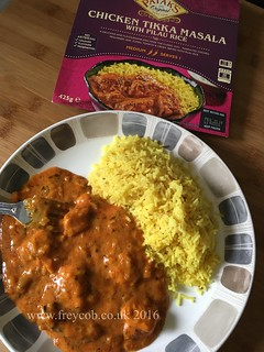 Patak's Chicken Tikka Masala ready meal | by Freycob.co.uk