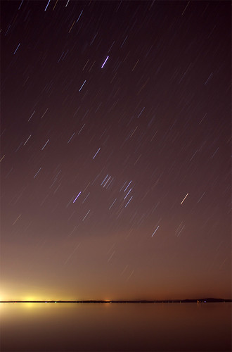 Star Trails Over Soldiers Point || PORT STEPHENS | by rhyspope