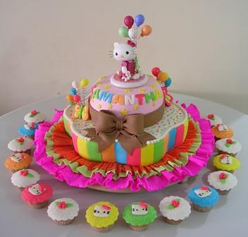 Torta Hello Kitty Mar 237 A Eugenia P 233 Rez Flickr