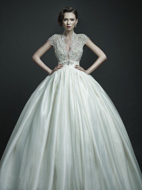 A Fairy Tale Wedding Dress Collection Inspired By Russian …   Flickr
