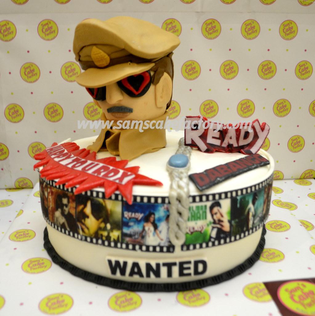 Avatar Birthday Cake