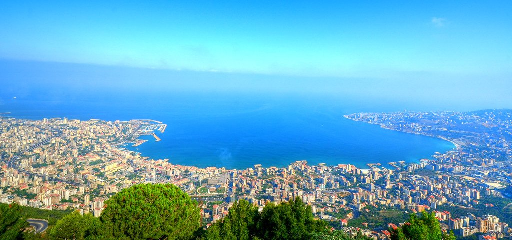 Jounieh Lebanon  city photos gallery : Jounieh Bay, Lebanon | Flickr Photo Sharing!