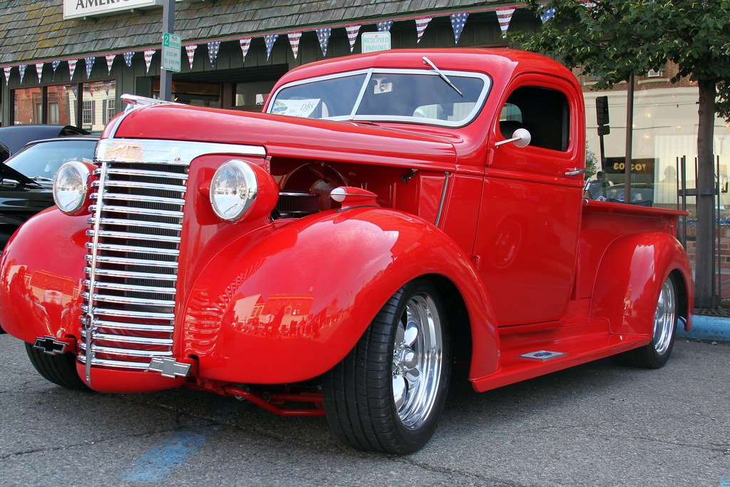 Cool Car Show Bay City Michigan