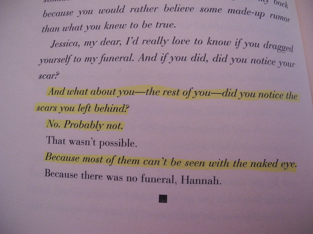 Quotes From Thirteen Reasons Why Quotes From Thirteen Reasons Why Prepossessing 7 Best Thirteen