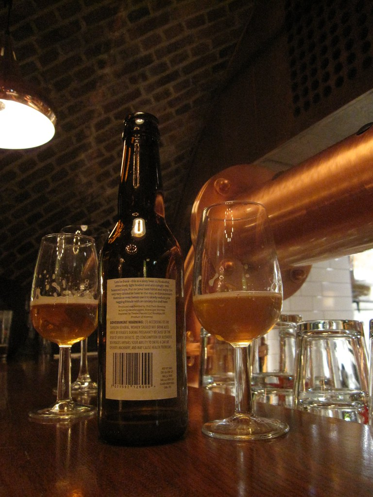 Light Craft Beer