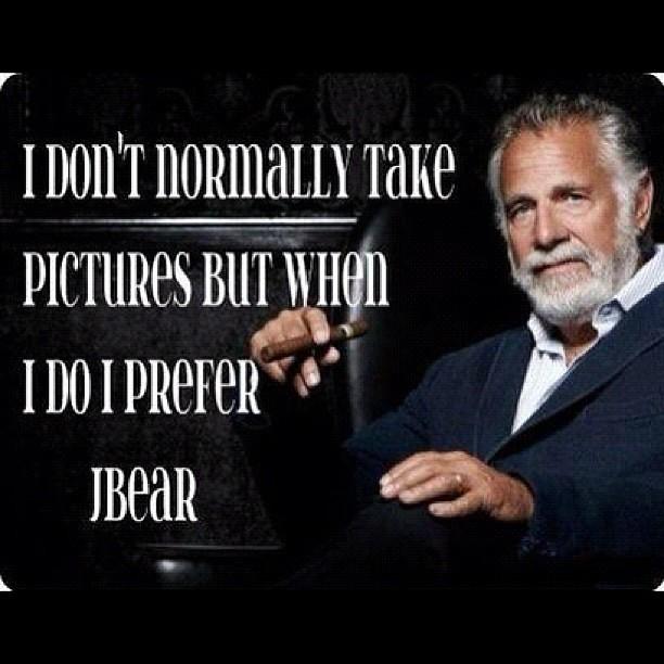 the worlds most interesting man is teamjbear lol jbearph flickr
