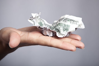 Crumpled Cash | by Tax Credits