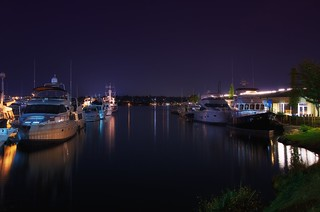 Lake Union After Dark 6 | by Pedalhead'71