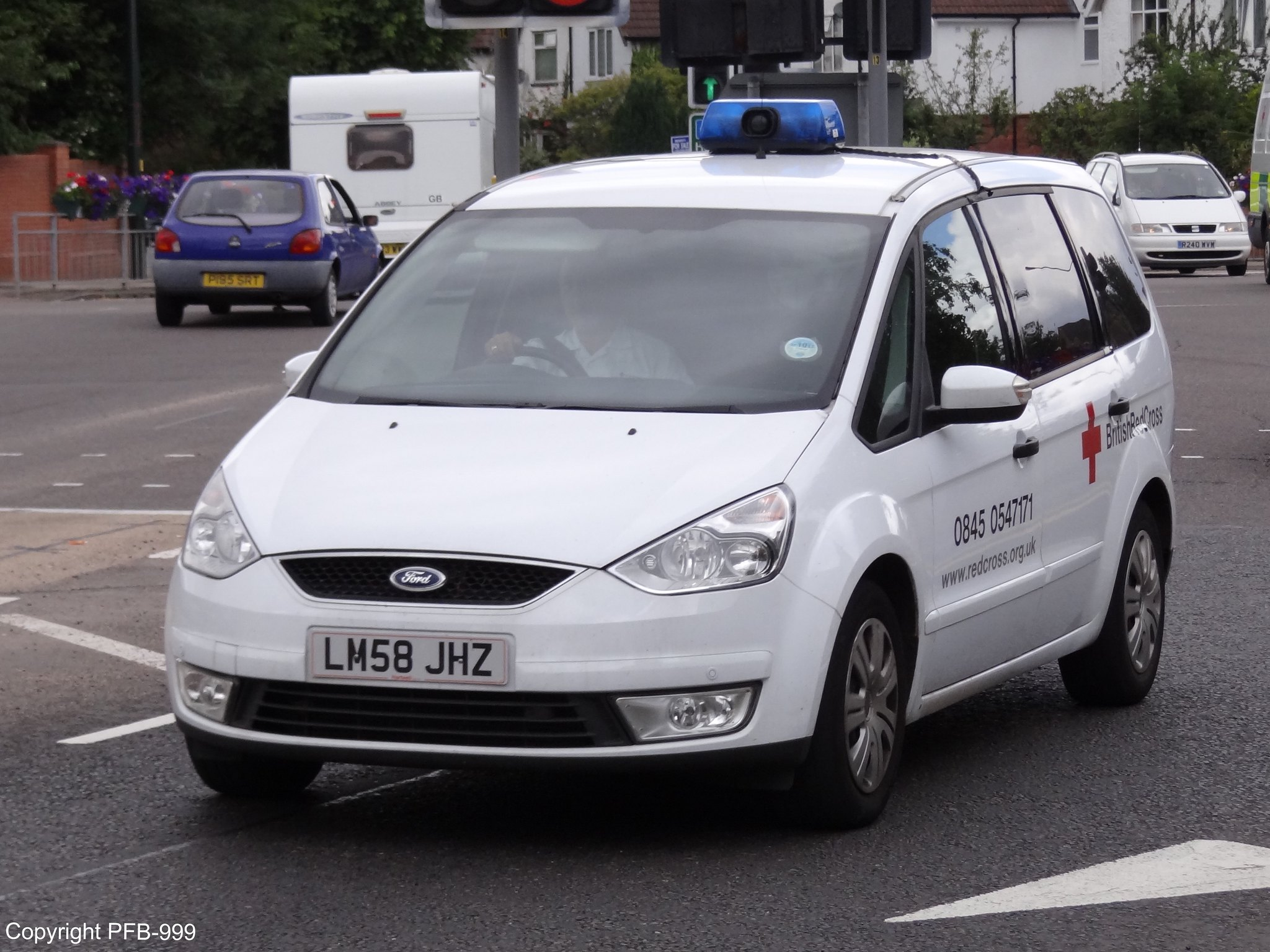 All sizes british red cross ford galaxy staff vehicle flickr photo sharing