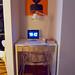 Bedroom mini desk