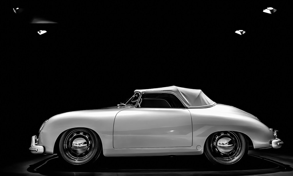 Porsche 356 Speedster This Very First Speedster