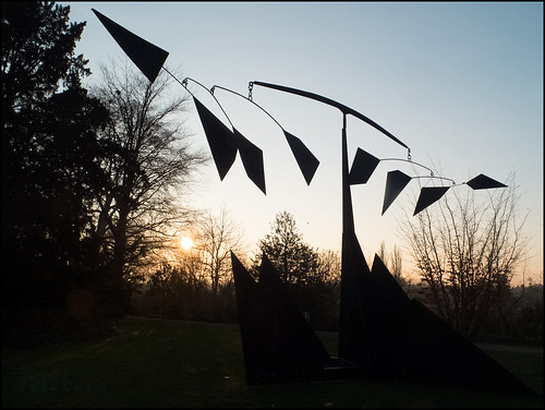Fondation Beyeler - THE TREE, 1966 by Alexander Calder. | by Omeudentista®
