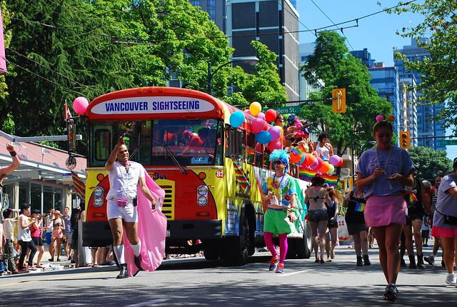Vancouver 2012 Pride Parade